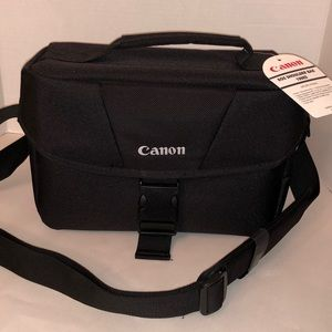 Canon EOS camera bag new with tag